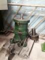 Cojin neyumatico aplicable a troqueladoras 60-80-100 ton, Fabricacion espanola, recorrido 50mm. Ref. UMO/ 659