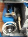 Equipo completo marca Sir Meccanica, fabricacion italiana, Conexion a equipo SOLDADURA Ref.- UM/O